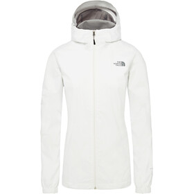 The North Face Quest Jakke Damer, TNF white/pache grey